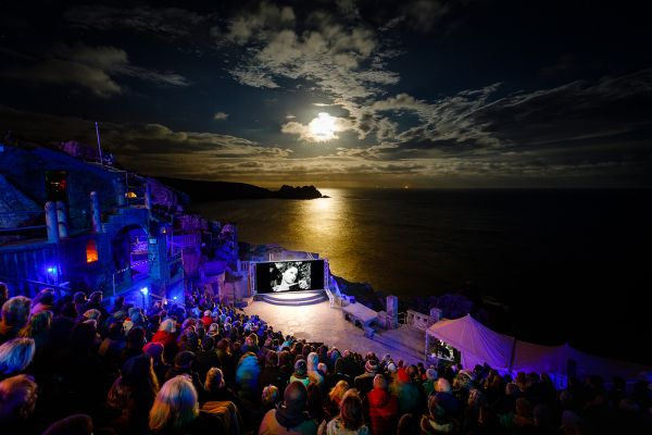 Compass Presents Jamaica Inn at the Minack Theatre as part of Britain on Film