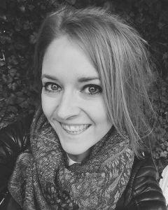 headshot of Kay Loxley smiling