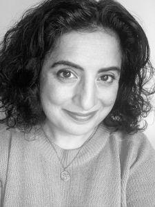 Headshot of Rajinder Kaur Smiling